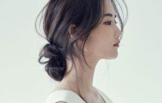 Asian Wedding Hairstyles to Make the Bride Look Flawless and Fabulous for the Big Day 64204c9600d13fc81b48631705b7d182-235x150