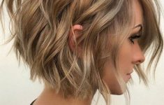 2019 Short Hair Trends for Freaking Cute Look and Manageable Style for All Seasons 689c61b7d08be00784a19db5cab90695-235x150