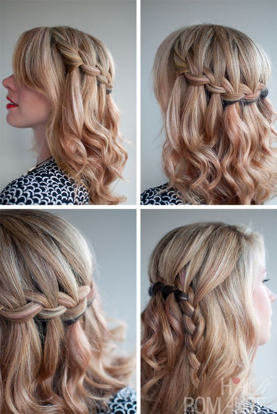 Formal Hairstyles for Women to Elegantly Go with Your Dress without Even Upstaging It 6cc985d1cc7a41dd2411786b248d7fec