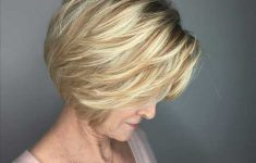 Short Hairdos for Older Women to Liven Your Look Up and Take Years Off of Your Face Short-Haircut-Older-Women-235x150