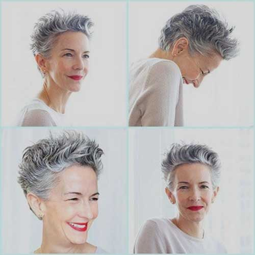 Short Hairdos for Older Women to Liven Your Look Up and Take Years Off of Your Face e41a33bdc9f50659725c3a3d27c22060