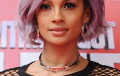 Alesha Dixon Hairstyles to Take Into Account for Bold and Often Dramatic Appearance summer-hair-colour-ideas-alesha-dixon-235x150