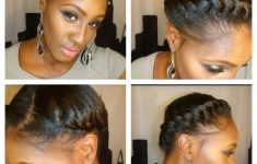 7 Awesome But Easy African American Wedding Hairstyles 0a1dd5a1a8a05f7e1677202dc27c02a2-235x150