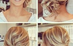 5 Top Wedding Hairstyles for Short Hair that Looks Perfect for Everyone 21c64d842f703f12ca41dd0325f15a06-235x150
