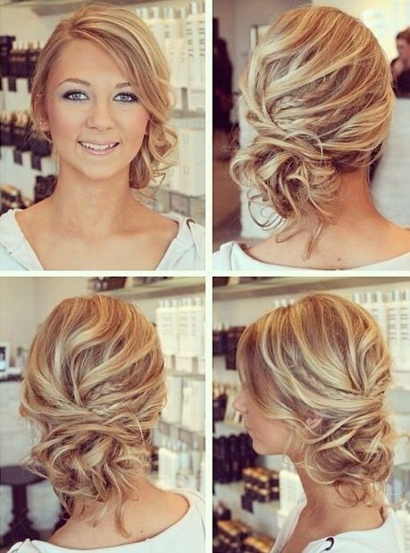 Messy Up Do
