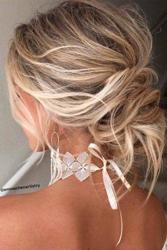 5 Top Wedding Hairstyles for Short Hair that Looks Perfect for Everyone 3a1f61d566b19a5dfa307c73462a9f58