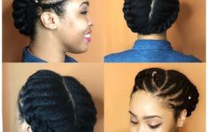 7 Awesome But Easy African American Wedding Hairstyles 4b21f384abe4bcc98816623edc7073a0-235x150