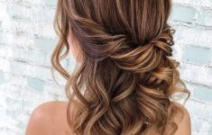5 Most Impressive Medium Hairstyle for Wedding Day 69720cc3ef5dffdc64f0e71417bdc1c6-235x150