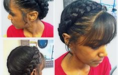 7 Awesome But Easy African American Wedding Hairstyles b7bf315b65e59379063e9c51173f9dfb-235x150