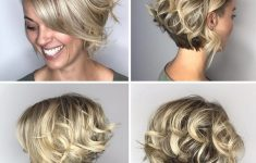 5 Gorgeous and Easy Short Wavy Hairstyles for Women that You Can't Miss bdd07eebae3f37cce88e0b816ed8a4a1-235x150