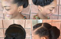 7 Awesome But Easy African American Wedding Hairstyles c1f159de239dde0964590eaac098adef-235x150