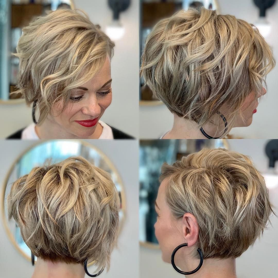5 Gorgeous and Easy Short Wavy Hairstyles for Women that You Can't Miss c71c7c5e4b6347236c238eb768ef919f