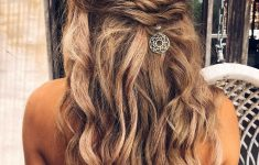 5 Most Impressive Medium Hairstyle for Wedding Day ff0ea5d609ce18977194daf9b9937c33-235x150