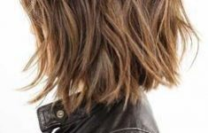 6 Most Beautiful and Simple Medium Hairstyles for Thin Hair for Women 0b4f85e20123c9bdcac224d923d2b0ce-235x150