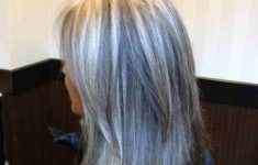 8 Stunning Women's Hairstyles for Gray Hair to Look Younger 0b74263de7b1a311cb4d91b9d3767900-235x150