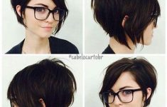 6 Different Hairstyles for Women with Glasses that Looks Perfect 0cb31f4c1f113b84a672573dd1b5e4a8-235x150