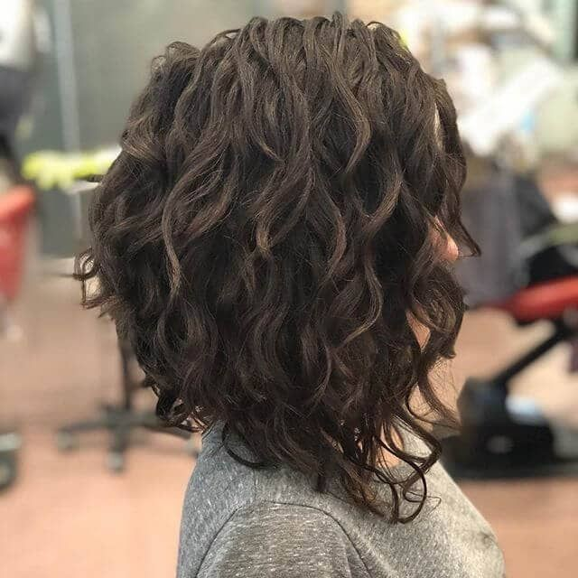 Natural Curly Hairstyle