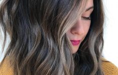 6 Most Beautiful and Simple Medium Hairstyles for Thin Hair for Women 277cae27138e091238eb3f0b2ac123d4-235x150