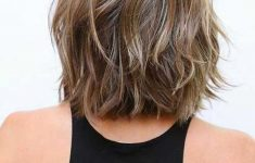6 Most Beautiful and Simple Medium Hairstyles for Thin Hair for Women 29c9042a2e596a05ddc525df3f3b7c8f-235x150