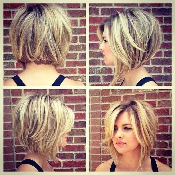 6 Types of Short – Long Bob Haircuts to Wear to Look Gorgeous 2a1800ba1156bd6201311a86572f1a32
