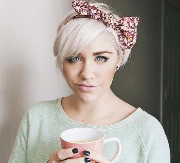 Pixie with Headband