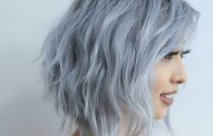 8 Stunning Women's Hairstyles for Gray Hair to Look Younger 2c8f06ab532748e2b8100f0b0d5cc228-235x150