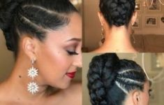 5 Awesome Short Braids Hairstyles for Black Women that is Easy to Do 3dac2ad78ace9d02465b95f708c17afa-235x150