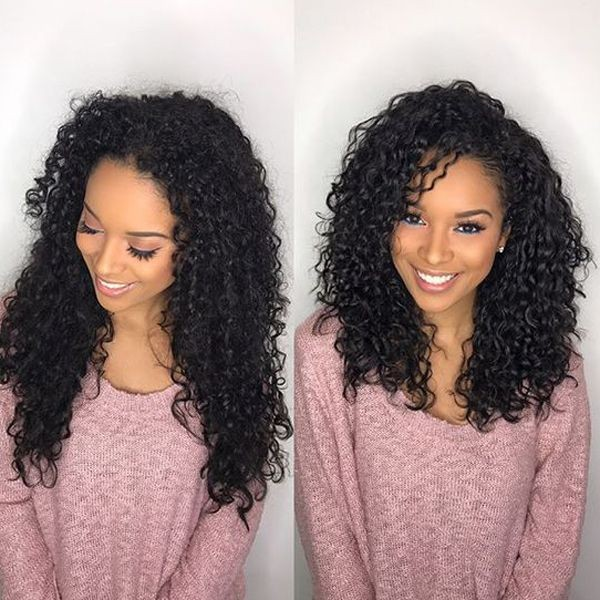 5 Inspiring Hairstyles for Women with Thick Hair that Looks Trendy 5535d3868b00eaa6f426022ecbbab77a