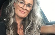 8 Stunning Women's Hairstyles for Gray Hair to Look Younger 6d7ae673a4cc8ff96bc169022c7a3e58-235x150
