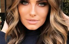 6 Most Beautiful and Simple Medium Hairstyles for Thin Hair for Women 7440627b98330fce4753fee1bfdcd4aa-235x150