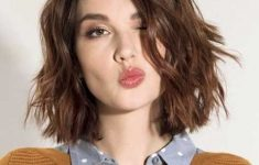 6 Types of Short – Long Bob Haircuts to Wear to Look Gorgeous 792326b61f11758b8f1127fe3902f298-235x150