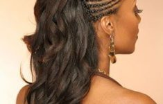 6 Sweetest African American Prom Hairstyles for Women that You Can't Miss 7bf7632f9afd89aa0becfe53fe6f5cf8-235x150