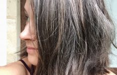 8 Stunning Women's Hairstyles for Gray Hair to Look Younger 89e6085cdd1f1ffa4ed88d0676d40afa-235x150