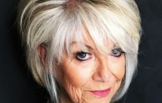 6 Youthful Shag Hairstyles for Women over 60 that Perfect for Any Occasion 89ea59fba3e4002ad72b91420bc88720-235x150