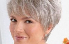 8 Stunning Women's Hairstyles for Gray Hair to Look Younger 93128e22446dcfa6796fa1f839b7af0d-235x150