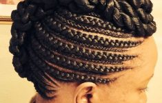 5 Awesome Short Braids Hairstyles for Black Women that is Easy to Do 93b49eda7c498715cd47e1a0f7261dba-235x150