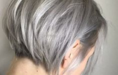 8 Stunning Women's Hairstyles for Gray Hair to Look Younger abbe0d088be3837e7e0496124937e16e-235x150