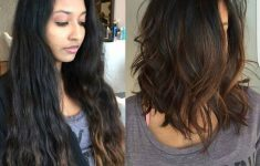 6 Most Beautiful and Simple Medium Hairstyles for Thin Hair for Women ad583e4cd584dc07b936f7bfe0635998-235x150
