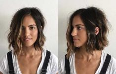6 Types of Short – Long Bob Haircuts to Wear to Look Gorgeous ae96bc58d721f0ce336885fcb2bb7395-235x150