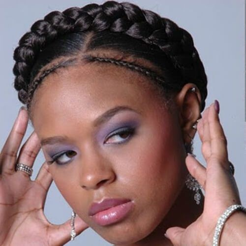 5 Awesome Short Braids Hairstyles for Black Women that is Easy to Do aeb4b93c8b849fd8a295f64fb170a0d6