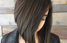 6 Most Beautiful and Simple Medium Hairstyles for Thin Hair for Women b1ae39ed132761860dca6a486972dcca-235x150