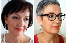 6 Short Spiky Haircuts for Older Women to Look Younger be8e6175901681f9b8d2dc08ea375b05-235x150