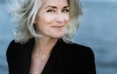 8 Stunning Women's Hairstyles for Gray Hair to Look Younger c1ad454dd0df78cb46a49f83d5242785-235x150