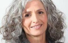 8 Stunning Women's Hairstyles for Gray Hair to Look Younger cfe78323ee155bbc0975d64de8c38591-235x150