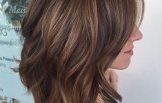 6 Most Beautiful and Simple Medium Hairstyles for Thin Hair for Women d9a87acd79161222c6ccb7898514b9e4-235x150