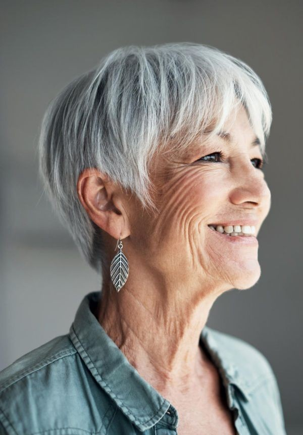 6 Youthful Shag Hairstyles for Women over 60 that Perfect for Any Occasion df5b3763e615eff0c8dad97a97b2e2c2