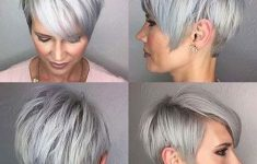 8 Stunning Women's Hairstyles for Gray Hair to Look Younger ed8d5f3ae306ad73f535109398bdfe0c-235x150