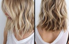 6 Most Beautiful and Simple Medium Hairstyles for Thin Hair for Women f75bef18434894e147a26f5d9f84294d-235x150