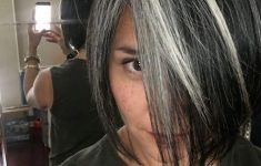 8 Stunning Women's Hairstyles for Gray Hair to Look Younger fee718e7edb04945c28a2b5bfd9ce522-235x150