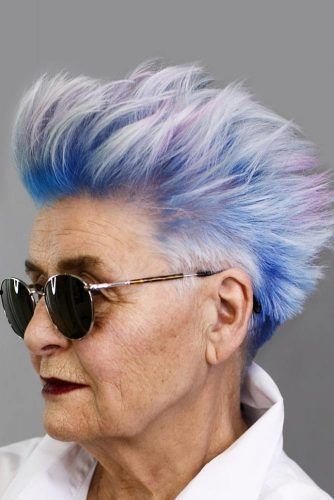 Here are the Best Short Hairstyles of 2019 for Women Over 60